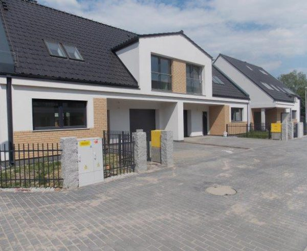 Zapraszamy, pozostały ostatnie domy w etapie I i II